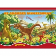 Os grandes dinossauros (Col. Superpop-up)