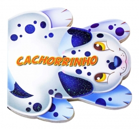 Col. Recortes Divertidos - Cachorrinho