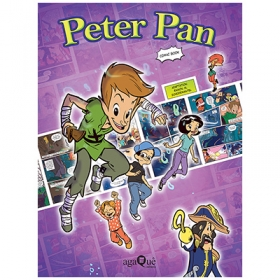 Peter Pan (Comic Book)