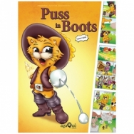 Puss in Boots (Comic Book)