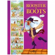 Rooster in Boots (Comic Book Topsy Turvy Tales)