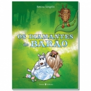 Os diamantes do Barão (Col. As aventuras de Robi e Pupu)