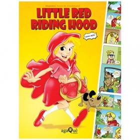 Little Red Riding Hood (Comic Book)