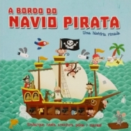 A bordo do navio pirata